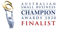 Australian Small Business Champion Award Finalist